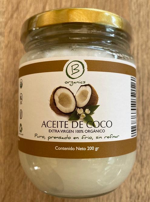 Aceite de coco Organico BO
