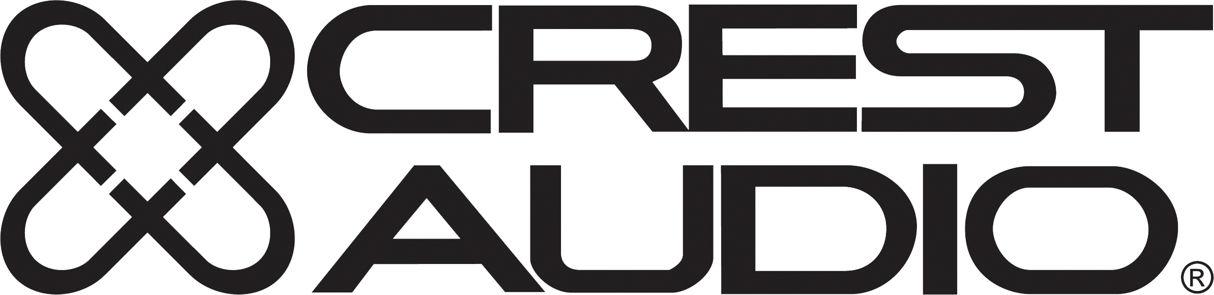 Crest Audio logo