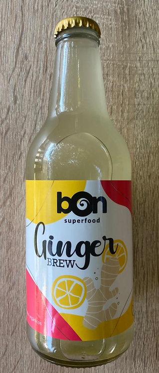 Bebida fermentada de Jengibre