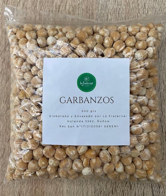 Garbanzos Naturales 500g