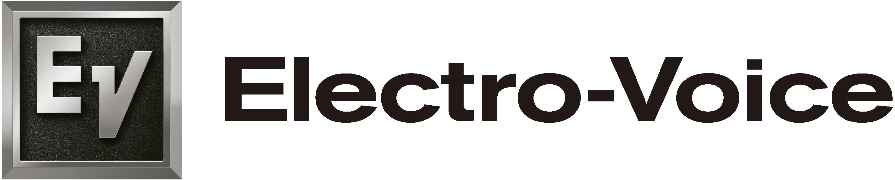 electro voice logovtext86