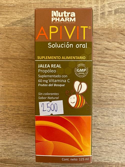 Jalea Real Apivit Jarabe