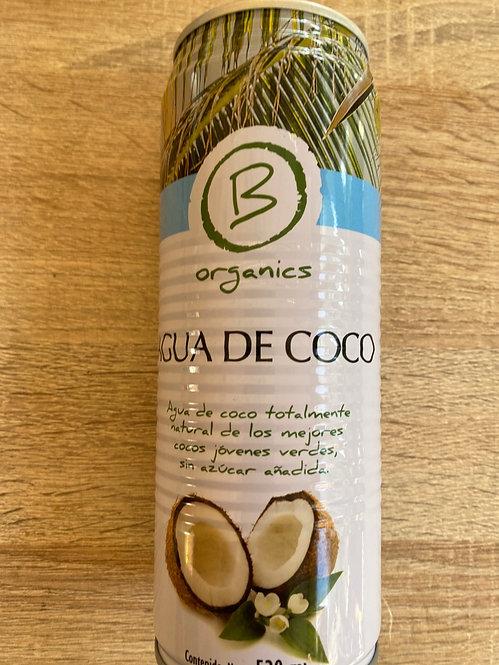 agua coco 520 ml