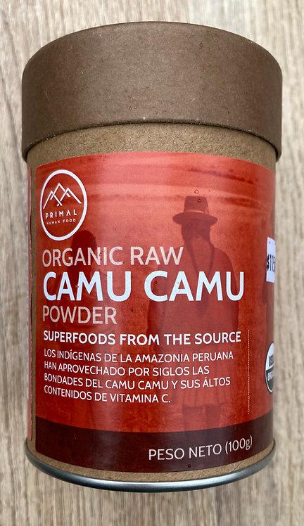 Camu Camu orgánico 100grs
