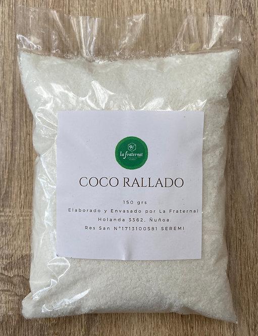 Coco Rallado 150grs