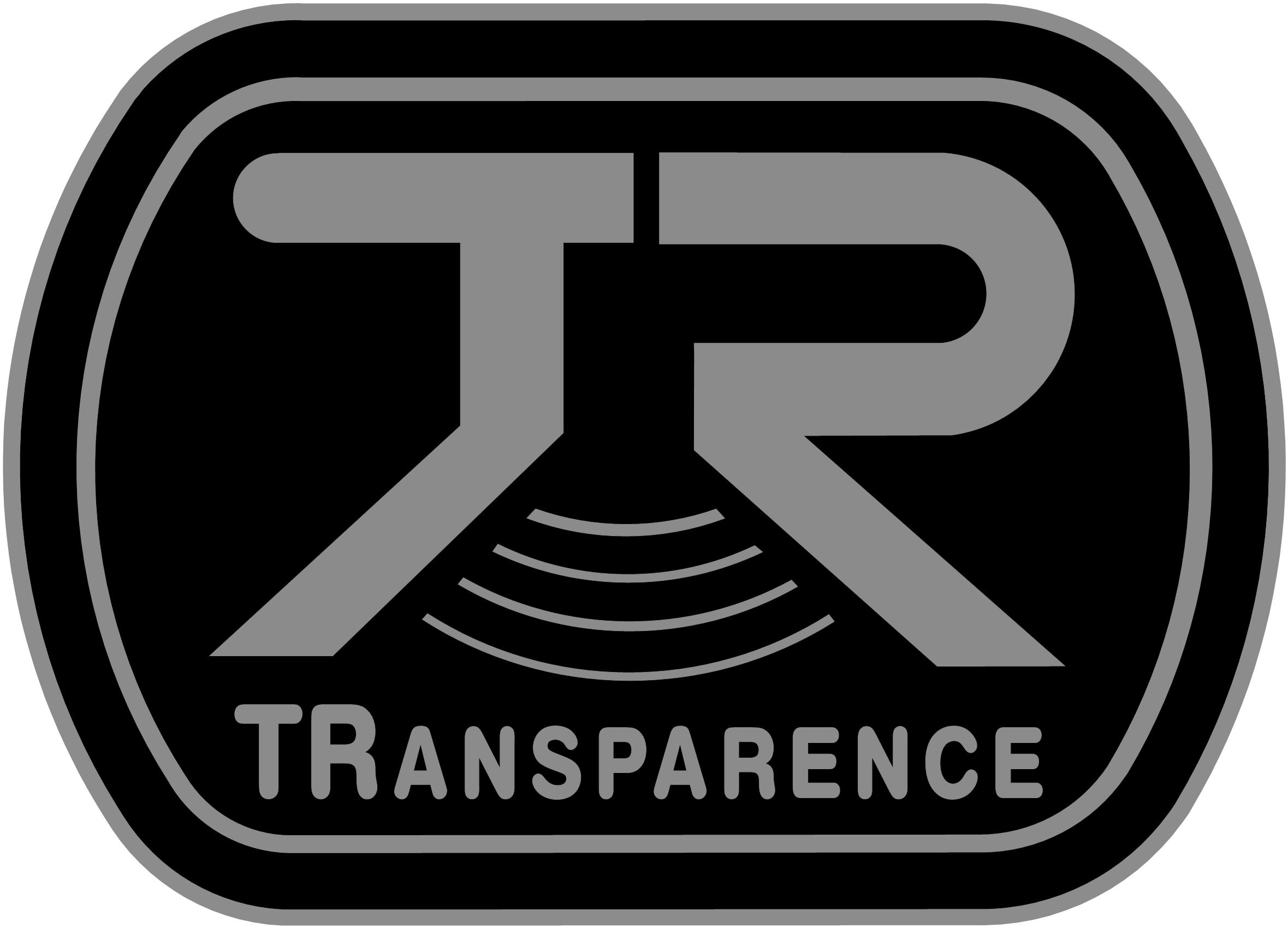 Transparence logo