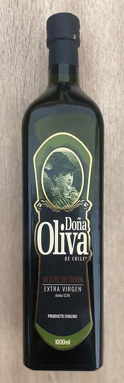 Aceite de Oliva DOÑA OLIVA 1000cc