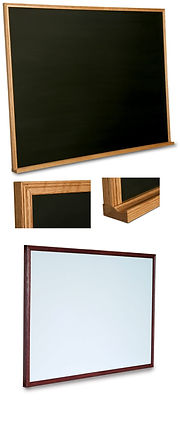 Cabinet d'affichage vitrées économiques