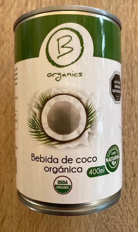 Beibida de coco Organica OB