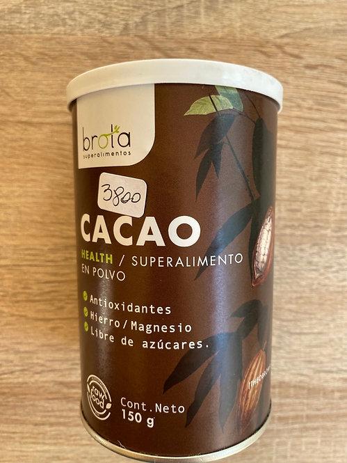 Cacao en polvo Brota 150g