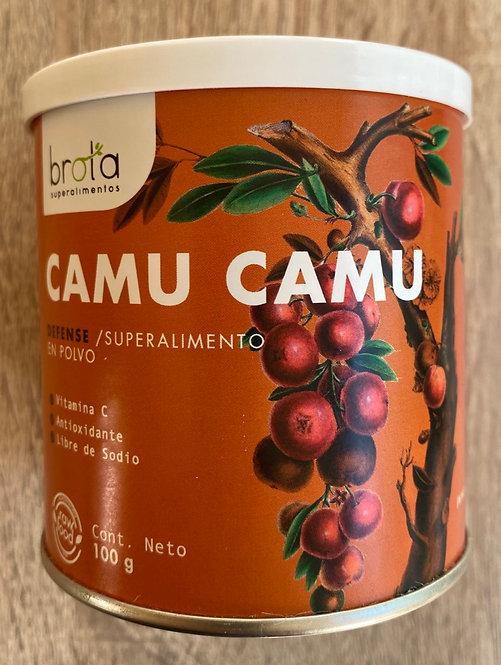 Camu Camu. Brota. Super Alimento en Polvo.