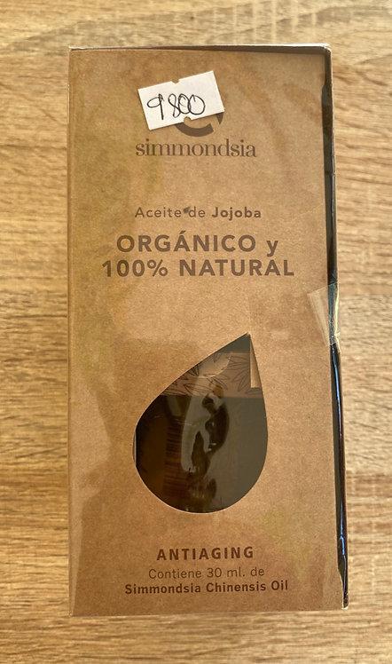aceite de jojoba organico 30 ml