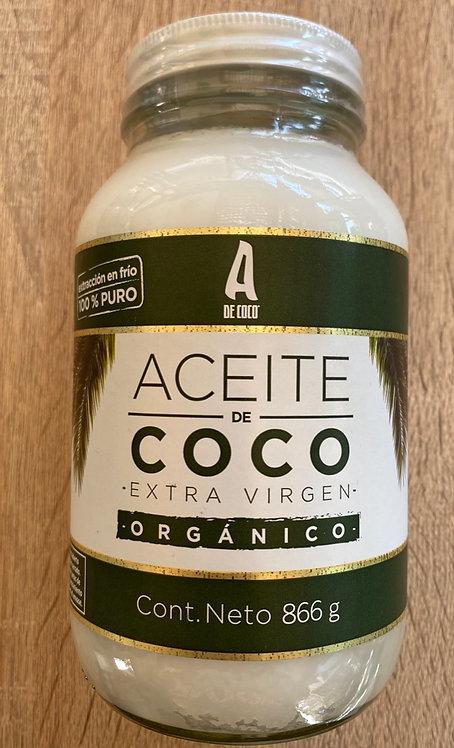 Aceite de coco A