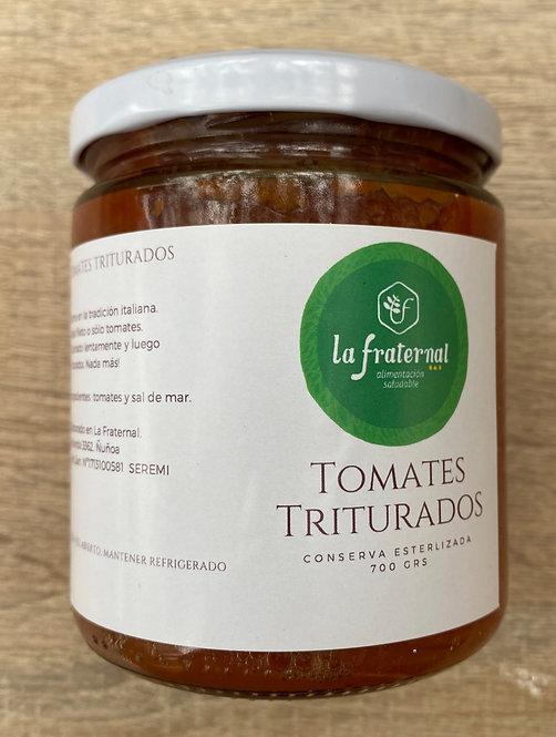 Tomates Triturados
