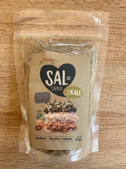 sal de cahuil con kale