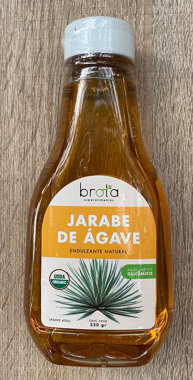 Jarabe de Agave Orgánico Brota 330g