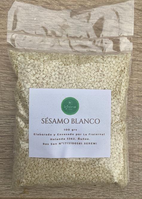 Sésamo Blanco 100 grs