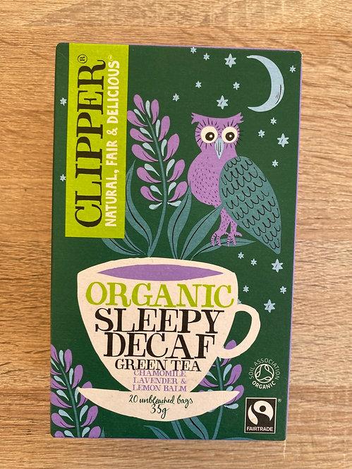 clipper sleepy decaf 35 g