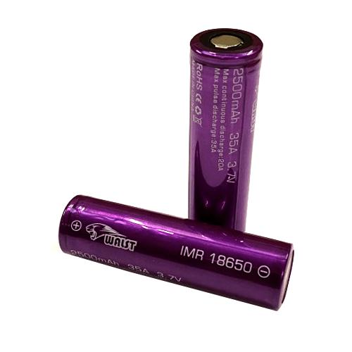 18650 Battery Walst