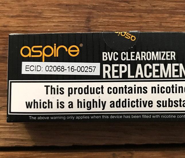 Aspire BVC Coil