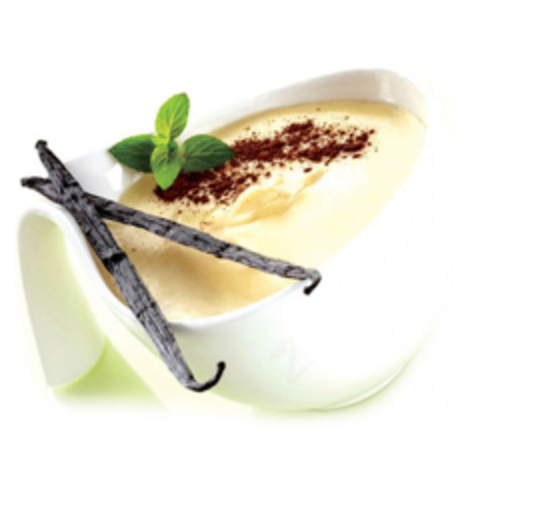 Vanilla Custard Deluxe