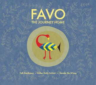 2020 Illustration FAVO CD Cover