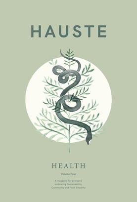 2018 Illustration for Hauste magazine