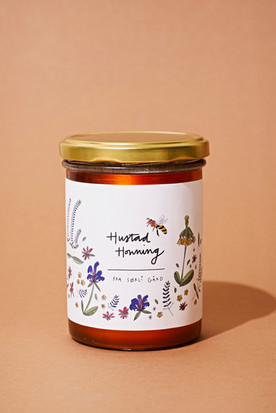 2020 Label Hustand Honning