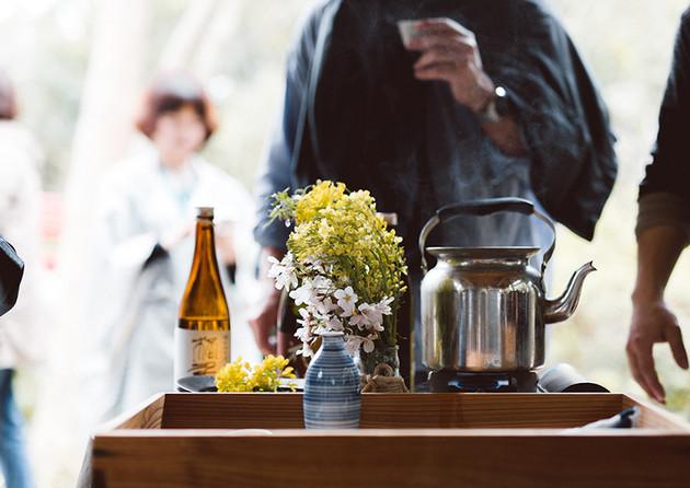 2016 Event Scenography —Get Away for Food Studio, Japan