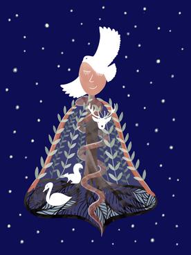 2020 Tree of Life Illustration