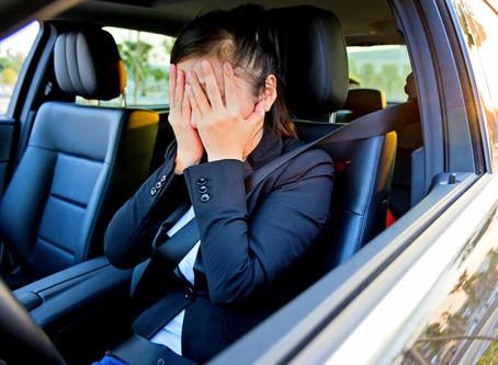 Por que sentimos medo de dirigir?
