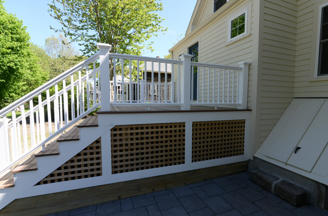 deck builder hingham ma