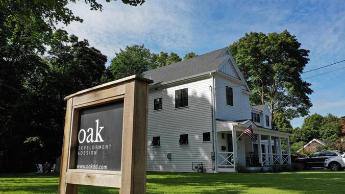 project by oak dd