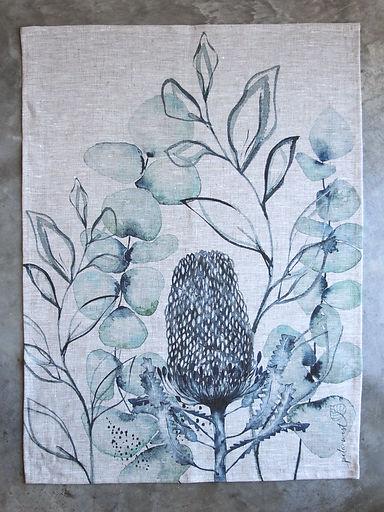 Banksia + Gum teatowel - oatmeal.jpg
