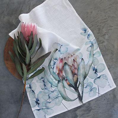 Protea teatowel detail - white.jpg