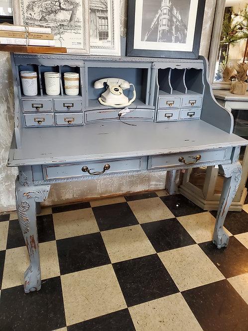 Elegant Grey Desk