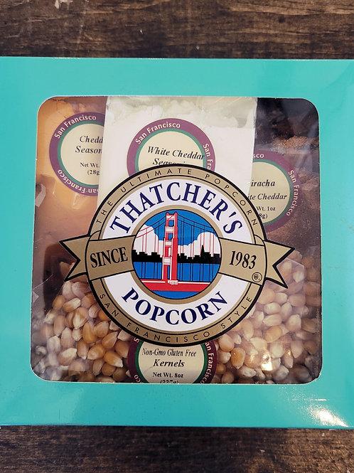 Popcorn & Seasoning Gift Set