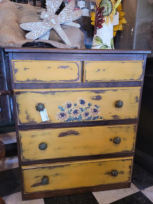 Miss Sunshine Dresser