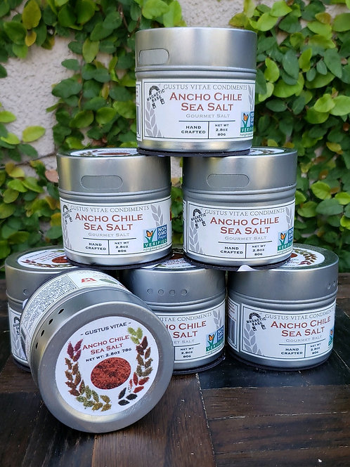 Anch Chile Sea Salt (magnetic bottom)