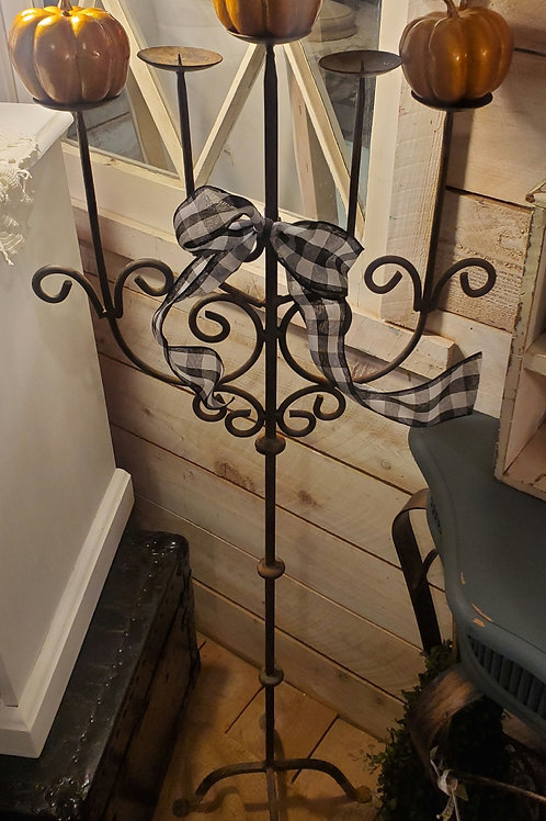 """41"""" Tall Candle Holder (31 1/2"""" wide)"""