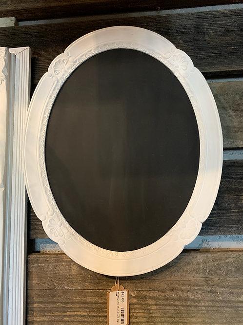 Oval Chalkboard
