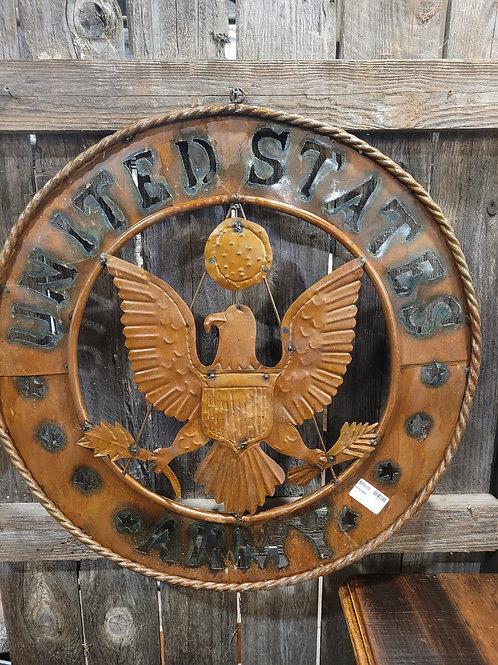 "28"" Round United States Army"