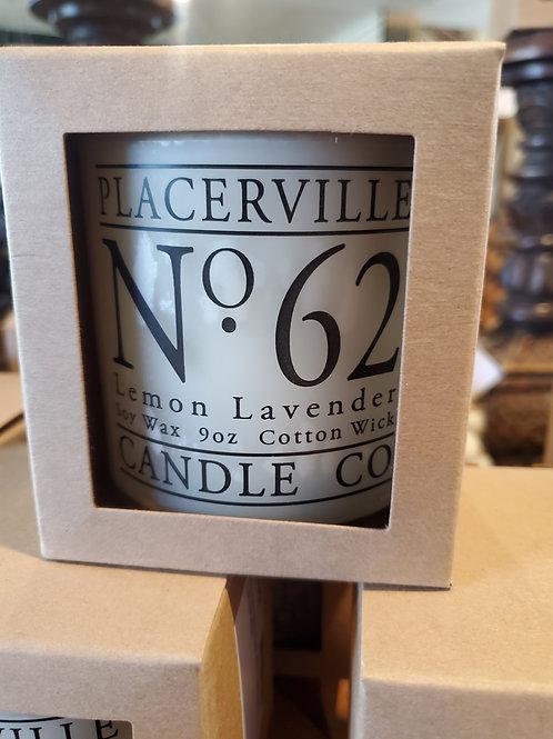 Placerville Candle Company - Lemon Lavender