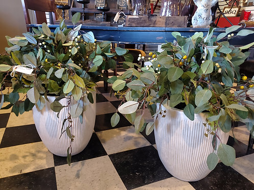 Faux Plant in Pot -  $160 each new! (1 left!)