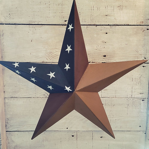 """18"""" Colonial Star"""
