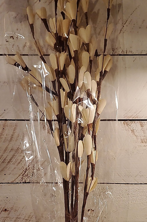 "32"" Wooden floral bouquet"