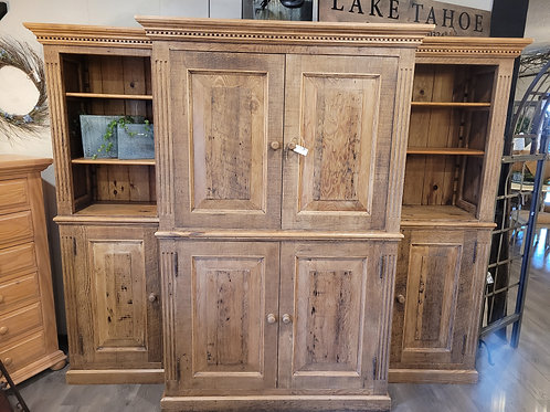 HOLD FOR SARAH- Beautiful Large Rustic Cabinet