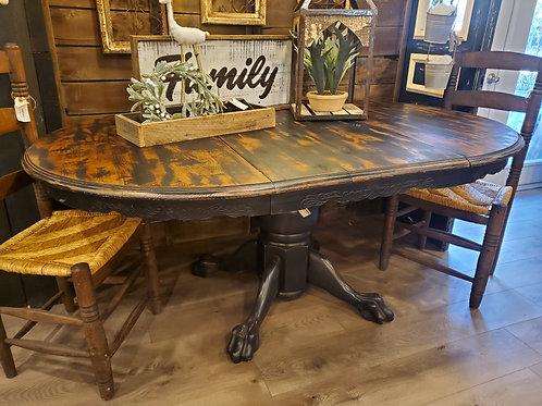 Rustic Dining Table w/ Leaf