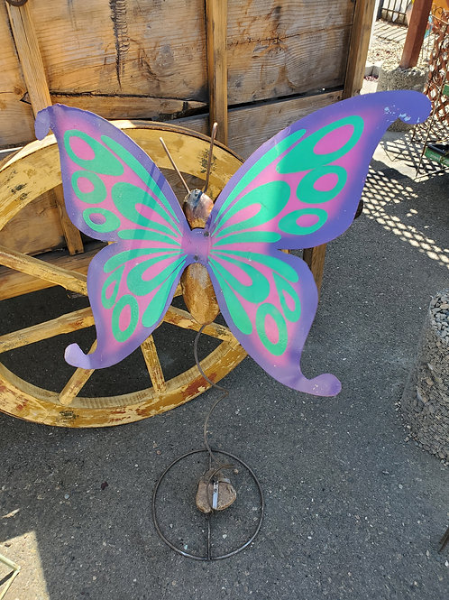 "45"" Butterfly on Stake"
