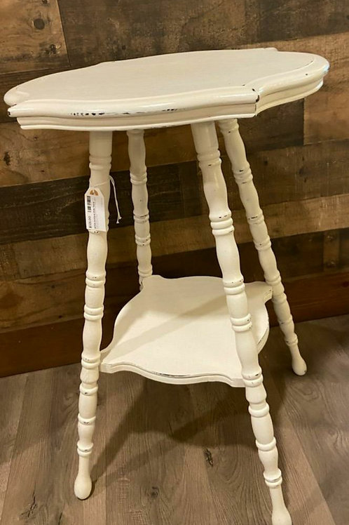 "Sweet Antique Side Table Circa 1913 - 20"" L x 16"" W x 30"""